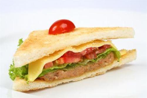 cach lam mi sandwich
