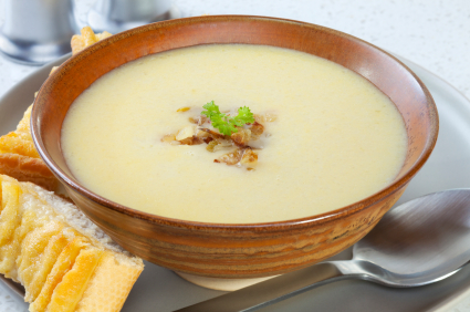 cach lam veloute d'oignons