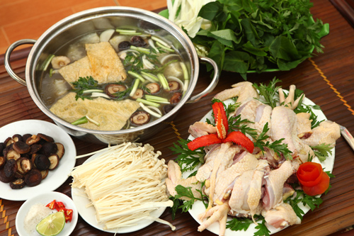 lau ga thai lan