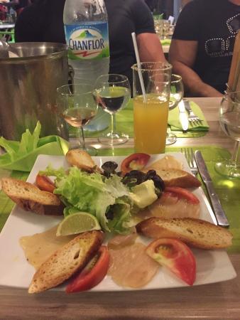 cach lam salade lucullus